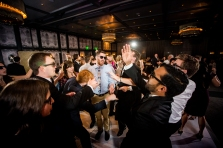 Infinity Sound Labs Rainey Street Austin Wedding at Hotel Van Zandt Made with Magmod