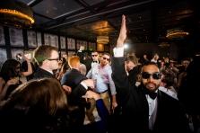 Rainey Street Austin Wedding at Hotel Van Zandt Made with Magmod