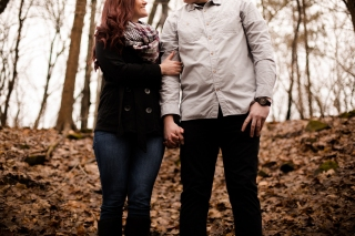 @PhotographerAmy Elizabeth Birdsong Photography Cleveland Engagement Photos Olmsted Falls-14
