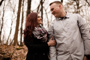 @PhotographerAmy Elizabeth Birdsong Photography Cleveland Engagement Photos Olmsted Falls-16