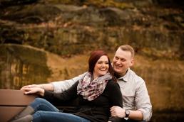 @PhotographerAmy Elizabeth Birdsong Photography Cleveland Engagement Photos Olmsted Falls-18