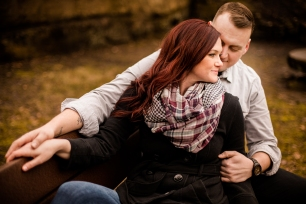 @PhotographerAmy Elizabeth Birdsong Photography Cleveland Engagement Photos Olmsted Falls-19
