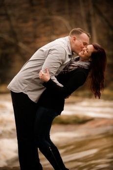 @PhotographerAmy Elizabeth Birdsong Photography Cleveland Engagement Photos Olmsted Falls-24