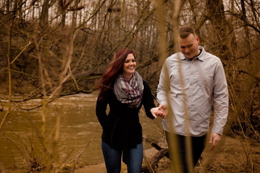 @PhotographerAmy Elizabeth Birdsong Photography Cleveland Engagement Photos Olmsted Falls-26
