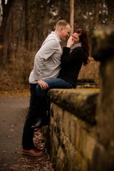 @PhotographerAmy Elizabeth Birdsong Photography Cleveland Engagement Photos Olmsted Falls-27