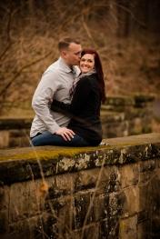 @PhotographerAmy Elizabeth Birdsong Photography Cleveland Engagement Photos Olmsted Falls-28