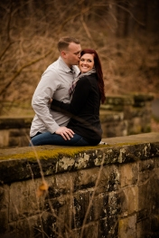 @PhotographerAmy Elizabeth Birdsong Photography Cleveland Engagement Photos Olmsted Falls-28