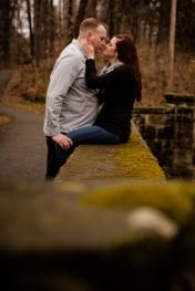 @PhotographerAmy Elizabeth Birdsong Photography Cleveland Engagement Photos Olmsted Falls-29
