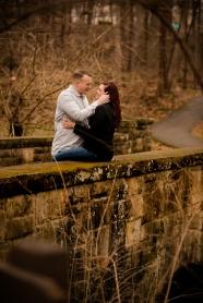 @PhotographerAmy Elizabeth Birdsong Photography Cleveland Engagement Photos Olmsted Falls-31