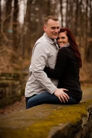 @PhotographerAmy Elizabeth Birdsong Photography Cleveland Engagement Photos Olmsted Falls-32