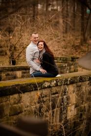 @PhotographerAmy Elizabeth Birdsong Photography Cleveland Engagement Photos Olmsted Falls-33
