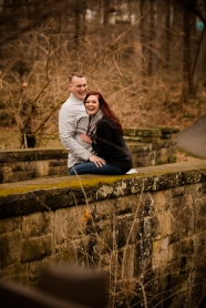 @PhotographerAmy Elizabeth Birdsong Photography Cleveland Engagement Photos Olmsted Falls-33