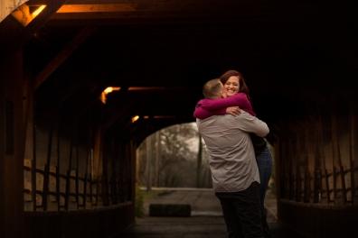 @PhotographerAmy Elizabeth Birdsong Photography Cleveland Engagement Photos Olmsted Falls-4