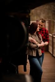 @PhotographerAmy Elizabeth Birdsong Photography Cleveland Engagement Photos Olmsted Falls-41