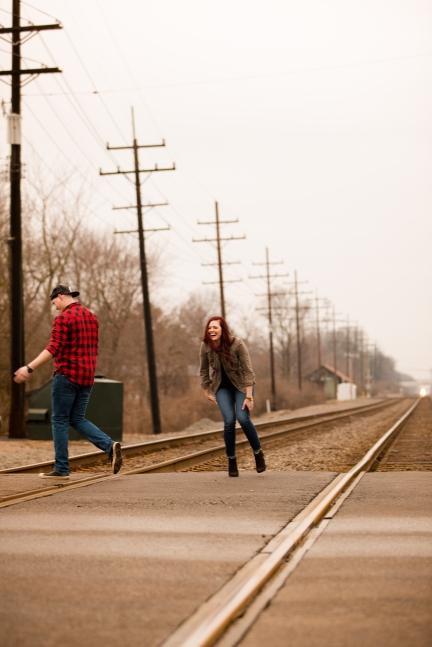 @PhotographerAmy Elizabeth Birdsong Photography Cleveland Engagement Photos Olmsted Falls-45