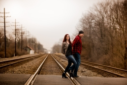 @PhotographerAmy Elizabeth Birdsong Photography Cleveland Engagement Photos Olmsted Falls-47