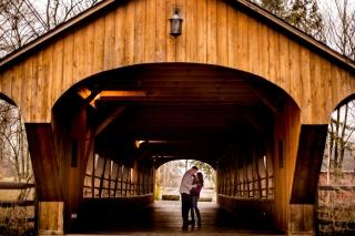 @PhotographerAmy Elizabeth Birdsong Photography Cleveland Engagement Photos Olmsted Falls-7