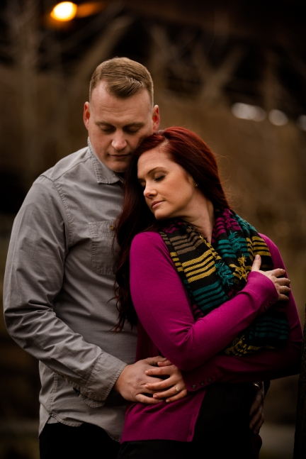 @PhotographerAmy Elizabeth Birdsong Photography Cleveland Engagement Photos Olmsted Falls-9