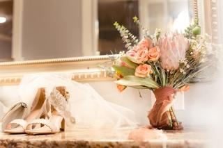 @PhotographerAmy Elizabeth Birdsong Photography Creekside Wedding Photos-17