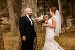 @PhotographerAmy Elizabeth Birdsong Photography Creekside Wedding Photos-31