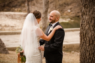 @PhotographerAmy Elizabeth Birdsong Photography Creekside Wedding Photos-32