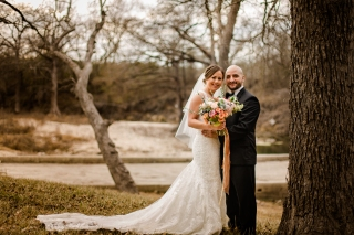 @PhotographerAmy Elizabeth Birdsong Photography Creekside Wedding Photos-33