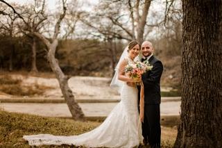 @PhotographerAmy Elizabeth Birdsong Photography Creekside Wedding Photos-33