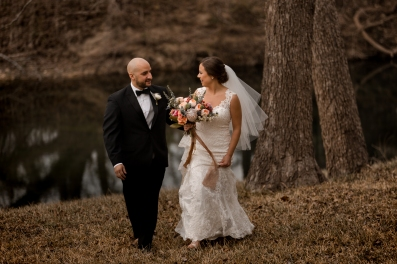 @PhotographerAmy Elizabeth Birdsong Photography Creekside Wedding Photos-35