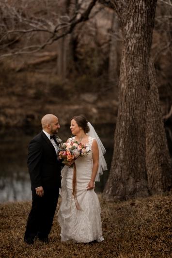 @PhotographerAmy Elizabeth Birdsong Photography Creekside Wedding Photos-37