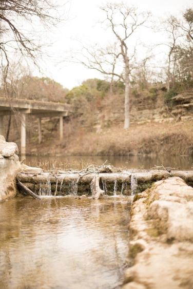 @PhotographerAmy Elizabeth Birdsong Photography Creekside Wedding Photos-6