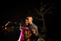 @PhotographerAmy Elizabeth Birdsong Photography 360 Bridge Pennybacker Overlook Engagement Session Austin Hiking Trails-47