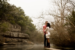 @PhotographerAmy Elizabeth Birdsong Photography Jacobs Well Engagement Session Austin Hiking Trails-1