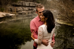 @PhotographerAmy Elizabeth Birdsong Photography Jacobs Well Engagement Session Austin Hiking Trails-2