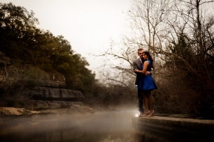 @PhotographerAmy Elizabeth Birdsong Photography Jacobs Well Engagement Session Austin Hiking Trails-6