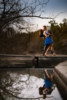 @PhotographerAmy Elizabeth Birdsong Photography Jacobs Well Engagement Session Austin Hiking Trails-7