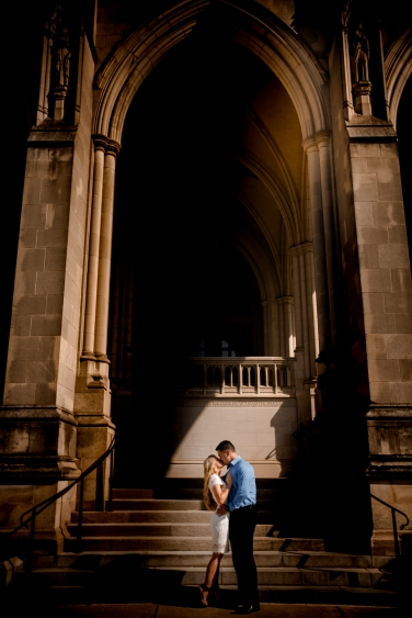 @PhotographerAmy Elizabeth Birdsong Photography Washington DC Engagement Photography by National Monuments-13