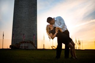 @PhotographerAmy Elizabeth Birdsong Photography Washington DC Engagement Photography by National Monuments-32