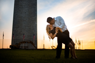 @PhotographerAmy Elizabeth Birdsong Photography Washington DC Engagement Photography by National Monuments-32