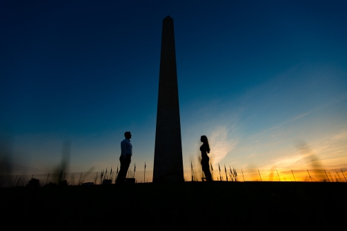 @PhotographerAmy Elizabeth Birdsong Photography Washington DC Engagement Photography by National Monuments-35
