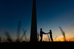 @PhotographerAmy Elizabeth Birdsong Photography Washington DC Engagement Photography by National Monuments-40