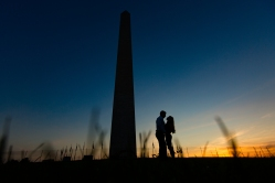 @PhotographerAmy Elizabeth Birdsong Photography Washington DC Engagement Photography by National Monuments-42