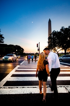 @PhotographerAmy Elizabeth Birdsong Photography Washington DC Engagement Photography by National Monuments-47