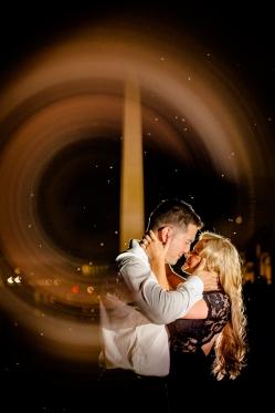 @PhotographerAmy Elizabeth Birdsong Photography Washington DC Engagement Photography by National Monuments-50