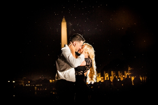 @PhotographerAmy Elizabeth Birdsong Photography Washington DC Engagement Photography by National Monuments-51