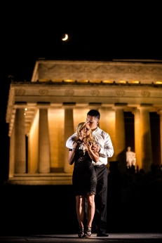@PhotographerAmy Elizabeth Birdsong Photography Washington DC Engagement Photography by National Monuments-52
