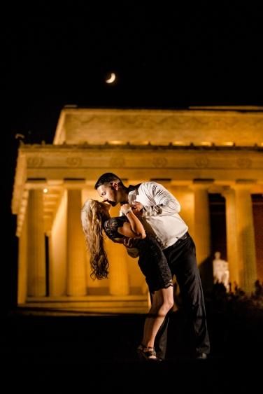 @PhotographerAmy Elizabeth Birdsong Photography Washington DC Engagement Photography by National Monuments-53