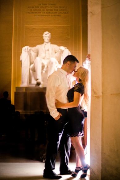 @PhotographerAmy Elizabeth Birdsong Photography Washington DC Engagement Photography by National Monuments-55