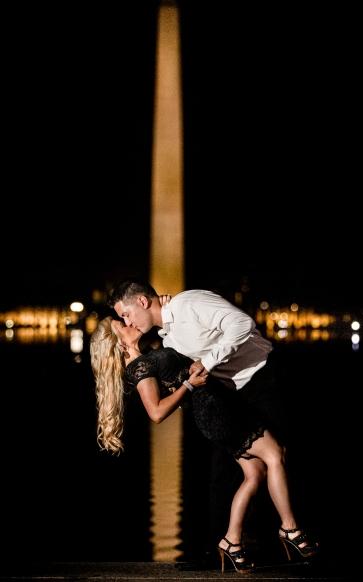@PhotographerAmy Elizabeth Birdsong Photography Washington DC Engagement Photography by National Monuments-56