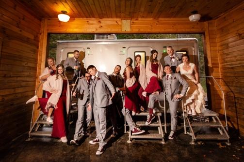 Photographer Amy Elizabeth Birdsong Photography Meadow Ridge Events Windsor Ohio Wedding -162