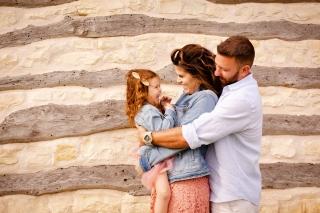 @ Photographer Amy Elizabeth Birdsong Photography Texas Bluebonnet family portrait location photographer-35